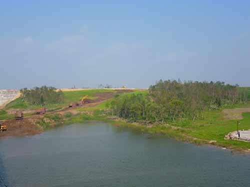 吉林省长春市长东北城市生态湿地公园二期绿化工程